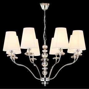 Люстра Crystal lux(ARMANDO CHROME) ARMANDO SP8 CHROME